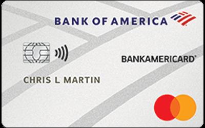 Bank of America Tarjeta Prepagada(Secured credit card Bank of America)