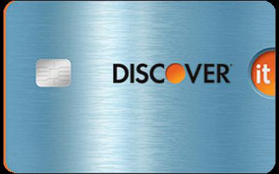 Discover it Tarjeta De Crédito Personal(Discover it personal credit card)
