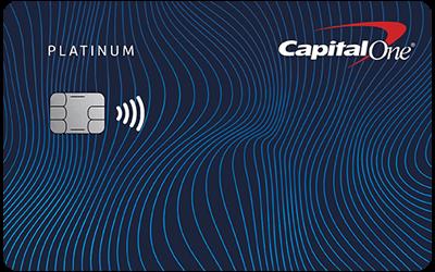 Platinum Capital One - Tarjeta De Crédito Personal